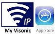 Install My Visonic App for Apple Phones