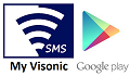 Install My Visonic SMS App for Android Phones